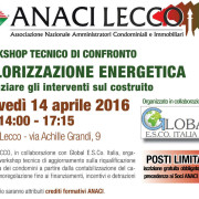 Workshop Valorizzazione Energetica